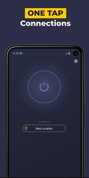 VPN by CyberGhost - Fast & Secure WiFi Protection screenshot 3