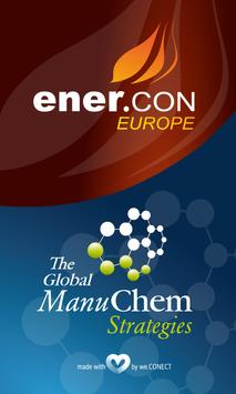 ManuChem & ener.CON Europe poster