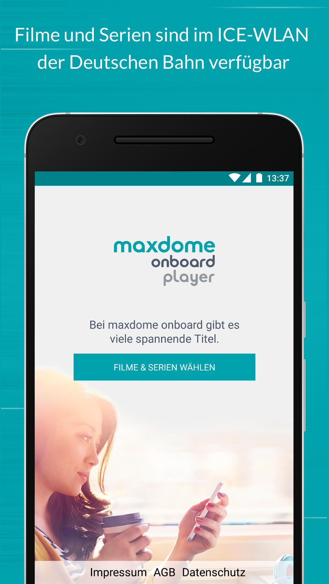 Maxdome Onboard