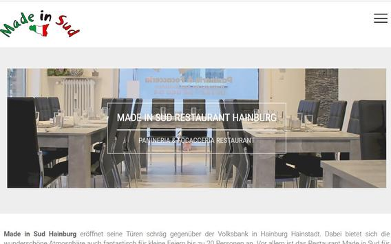 Made in Sud (Hainburg) screenshot 6