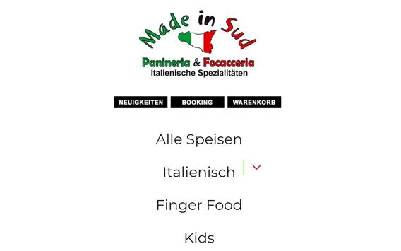 Made in Sud (Hainburg) screenshot 8