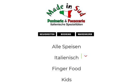 Made in Sud (Hainburg) screenshot 2