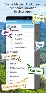mail.de Mail Plakat