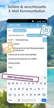 mail.de Mail Screenshot 1