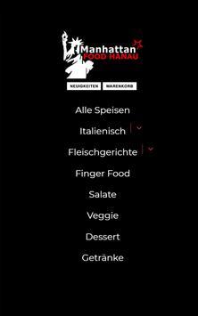 Manhattan Food (Hanau) screenshot 2
