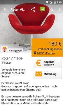 markt.de Kleinanzeigen screenshot 2