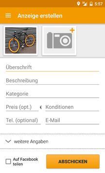 markt.de Kleinanzeigen screenshot 4