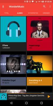 WonderMusic screenshot 3