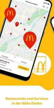 McDonald's Deutschland - Coupons & Aktionen Screenshot 3