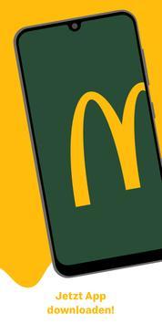 3 Schermata McDonald's Deutschland - Coupons & Aktionen
