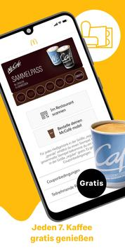 McDonald's Deutschland - Coupons & Aktionen Screenshot 4