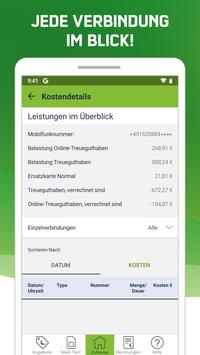 Mein mobilcom-debitel screenshot 1