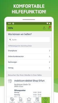 Mein mobilcom-debitel screenshot 2