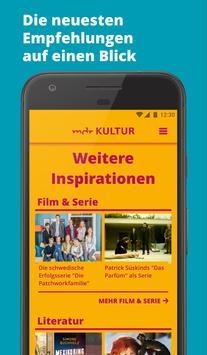 MDR KULTUR – Kultur-Tipps für Deine Freizeit Screenshot 1