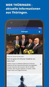 MDR Thüringen poster