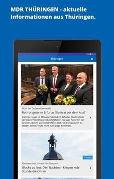 MDR Thüringen screenshot 16