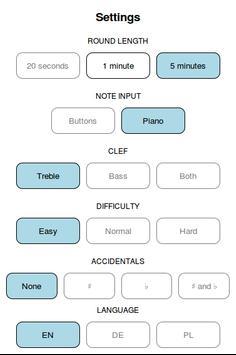 Learn Music Notes screenshot 1