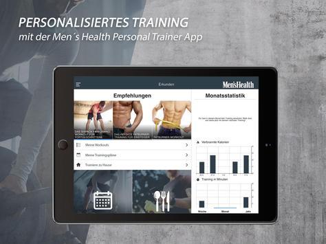 Men's Health Fitness & Ernährung Screenshot 8