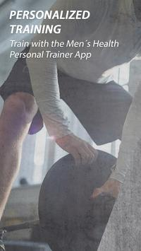 Men's Health Personal Trainer 포스터