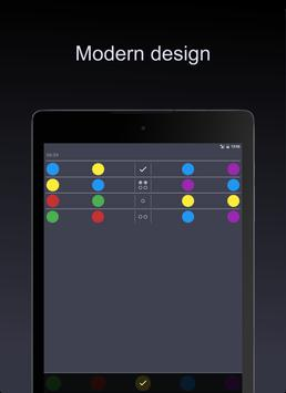 Mastermind with challenging Levels screenshot 8