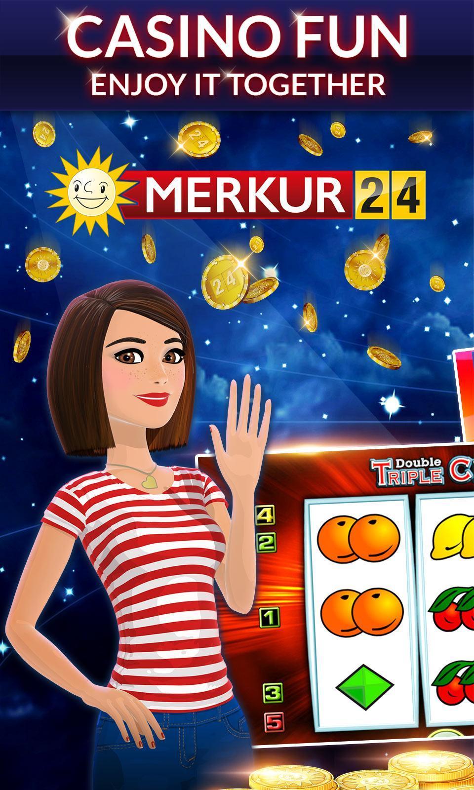 Merkur24 Casino Online