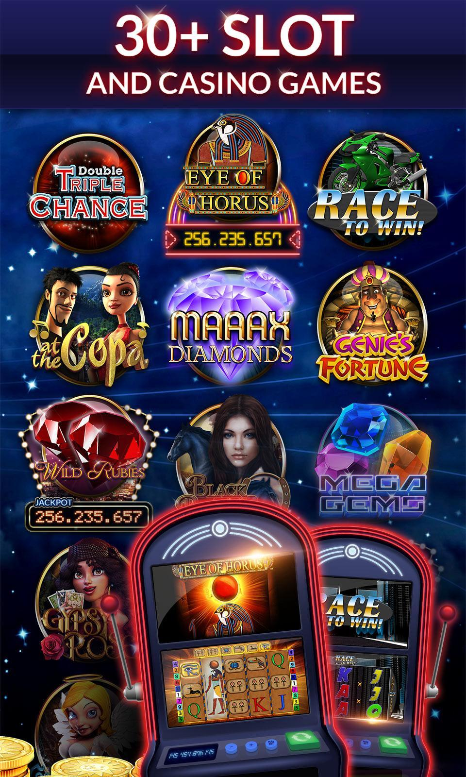 Free Downloads Slot Machines