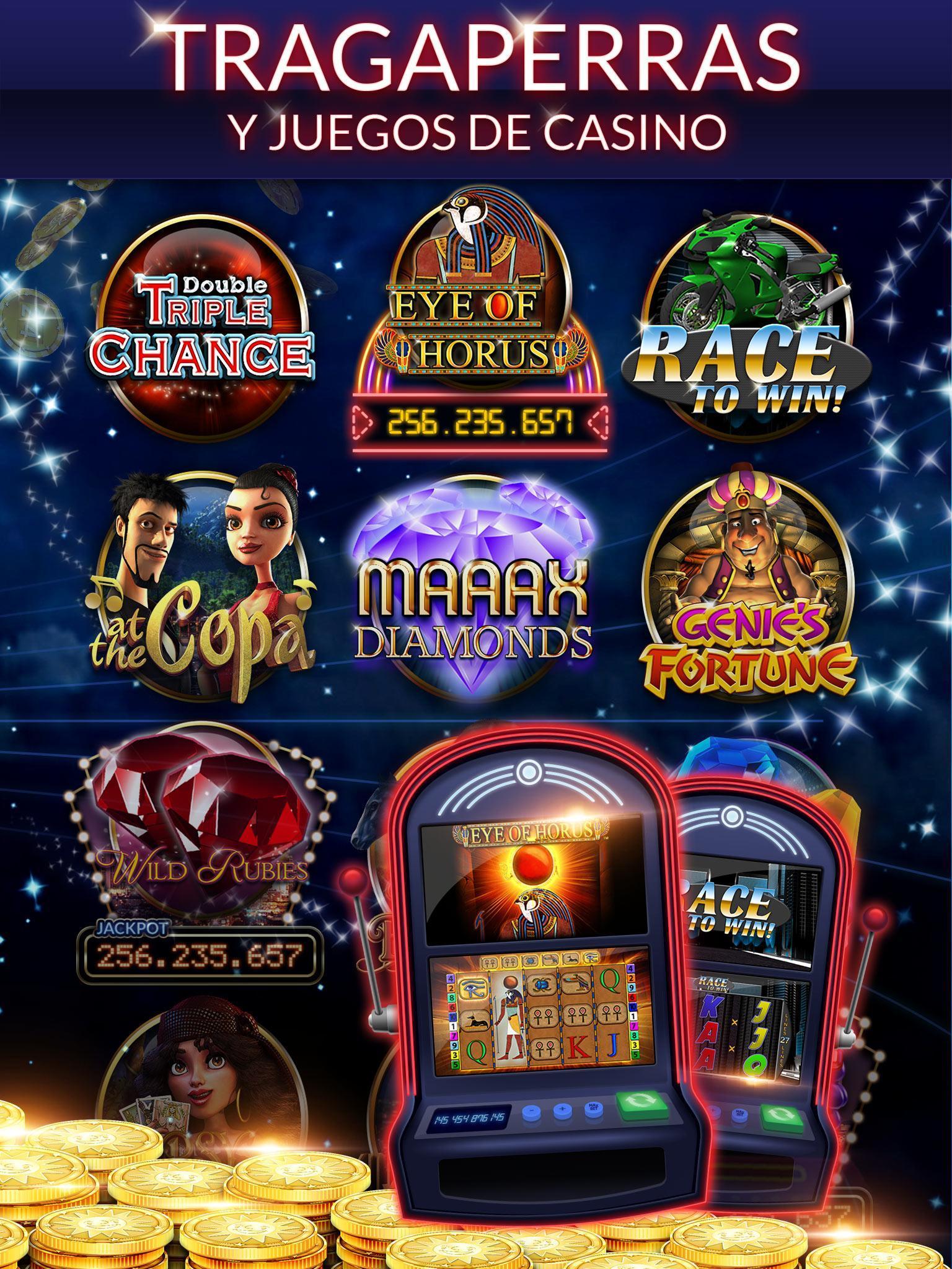 Casino Y Tragaperras