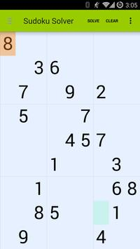 Sudoku Solver screenshot 3