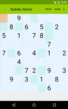 Sudoku Solver screenshot 12