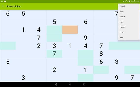 Sudoku Solver screenshot 7