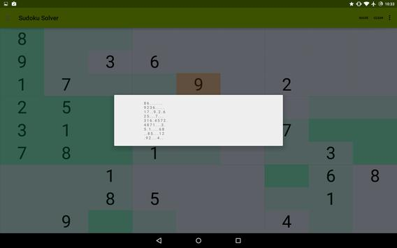 Sudoku Solver screenshot 6