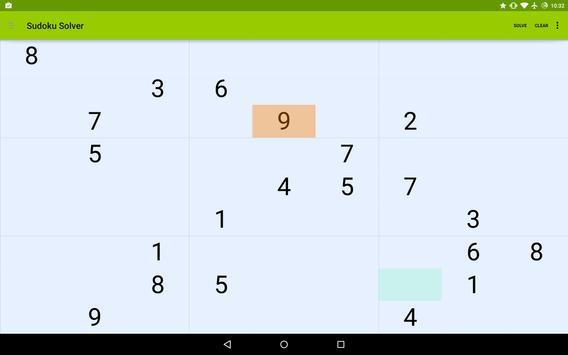 Sudoku Solver screenshot 9
