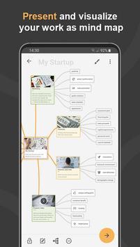 Mindz - Mind Map (Pro) Structure ideas simply capture d'écran 1