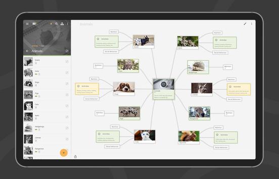 Mindz - Mind Map (Pro) Structure ideas simply capture d'écran 8