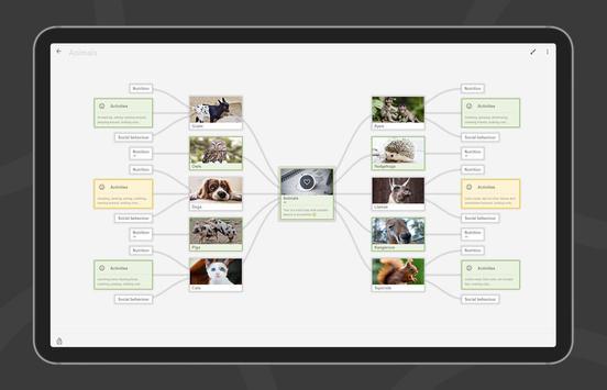 Mindz - Mind Map (Pro) Structure ideas simply capture d'écran 9