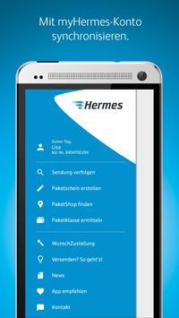 Hermes Plakat