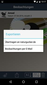 naturgucker.de meldeapp screenshot 5