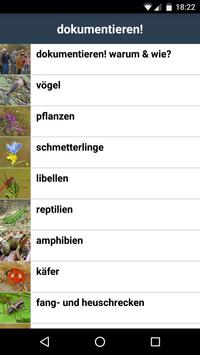 naturgucker.de meldeapp screenshot 6