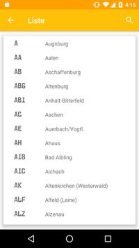 German License Plates screenshot 3