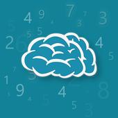 快速脑数学 - 大脑练习 圖標