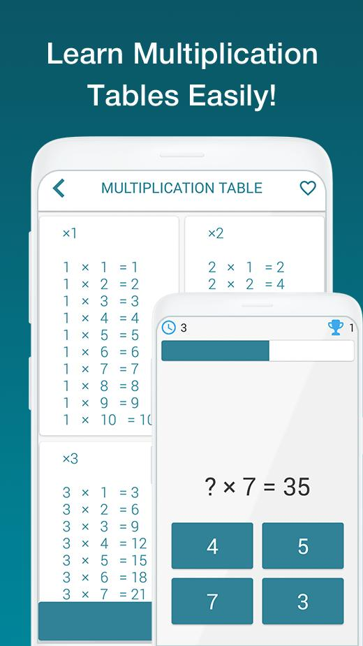 Math Exercises for the brain, Puzzles Math Game for Android - APK