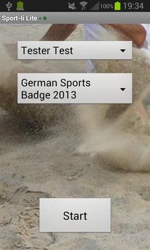 Sport-ii Lite screenshot 1