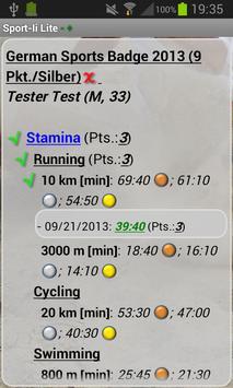 Sport-ii Lite screenshot 3