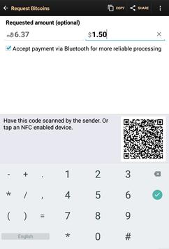 Bitcoin Wallet screenshot 12