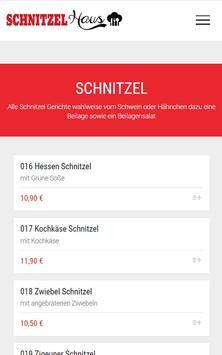 Schnitzelhaus (Hainburg) screenshot 1