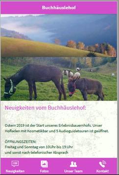Buchhäuslehof poster