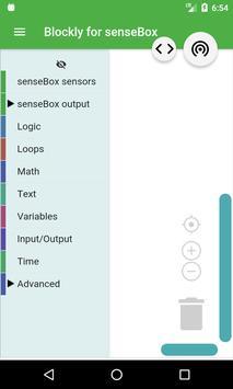 Blockly für senseBox for Android - APK Download