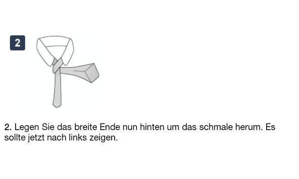 Krawatten binden - DEUTSCH स्क्रीनशॉट 6