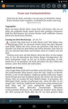 MAGNIFICAT (deutsche Ausgabe) ảnh chụp màn hình 14