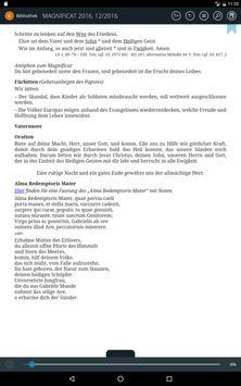MAGNIFICAT (deutsche Ausgabe) ảnh chụp màn hình 8
